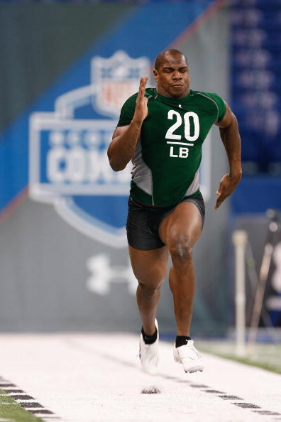 2009 NFL Scouting Combine Day 5