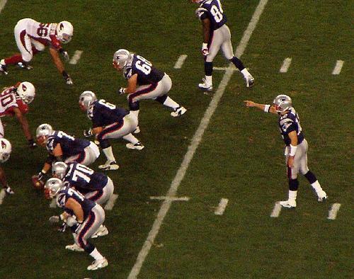 Brady out of the shotgun